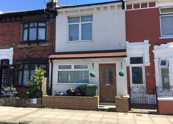 Thumbnail 2 bed terraced house to rent in Martin Road, Portsmouth