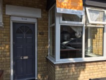 Thumbnail 3 bedroom terraced house to rent in Belsize Avenue, Peterborough