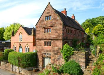 Thumbnail 3 bed detached house for sale in High Street, Kingsley, Stoke-On-Trent