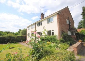 Thumbnail 2 bed maisonette to rent in High Street, Limpsfield, Oxted