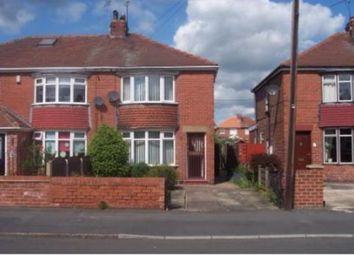 Thumbnail 2 bed semi-detached house to rent in St. Martins Avenue, Doncaster
