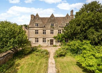 Thumbnail 6 bed detached house for sale in The Street, Charlton, Malmesbury, Wiltshire