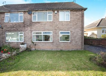 Thumbnail 2 bed flat for sale in A Hickman Road, Galley Common, Nuneaton