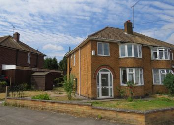 Thumbnail 3 bed property to rent in Chislehurst Avenue, Braunstone, Leicester