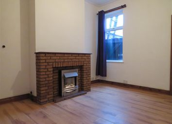 Thumbnail 3 bedroom terraced house to rent in Vernon Street, Leicester