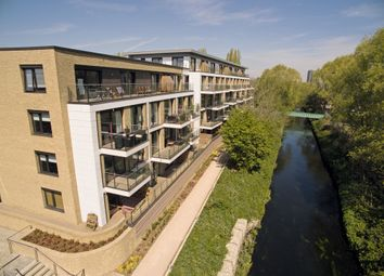 Thumbnail 3 bed flat for sale in Westfield Waterside, Knaresborough Drive, Earlsfield, London