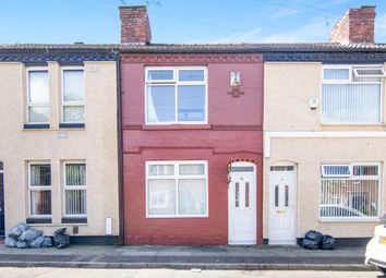 Thumbnail 2 bedroom terraced house for sale in Falconer Street, Bootle, Liverpool, Merseyside