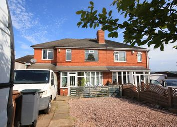 Thumbnail 5 bed semi-detached house for sale in Langdale Crescent, Sneyd Green, Stoke-On-Trent