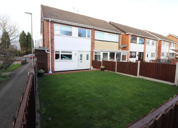 Thumbnail 4 bed semi-detached house for sale in Freville Close, Tamworth