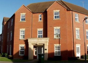 Thumbnail 2 bed flat to rent in Price Close East, Warwick