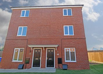 Thumbnail 2 bed flat to rent in Upton Drive, Burton-On-Trent
