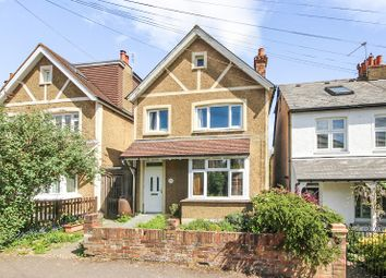 Thumbnail 4 bedroom detached house for sale in Duffield Road, Walton On The Hill, Tadworth, Surrey.