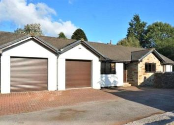 Thumbnail 3 bed detached bungalow for sale in Trethurgy Gardens, Callington, Cornwall