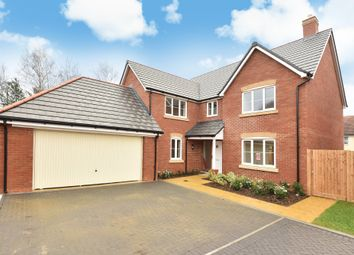 Thumbnail 4 bedroom detached house for sale in Plot 11, Queens Close, Watchfield