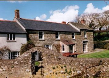 Thumbnail 5 bed property to rent in Coombe, St. Austell