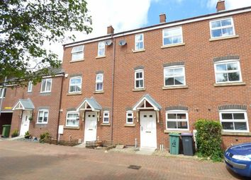 Thumbnail 3 bed town house for sale in Bricklin Mews, Hadley, Telford, Shropshire