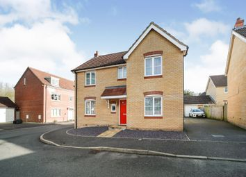 4 bed detached house for sale in Coney Close, Thetford IP24