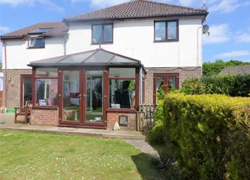 Thumbnail 4 bed detached house for sale in Gatcombe Close, Dorchester, Dorset