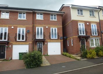 Thumbnail 4 bedroom town house for sale in Etchingham Drive, St. Leonards-On-Sea