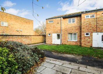 Thumbnail 3 bedroom end terrace house for sale in Craister Court, Cambridge