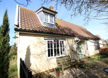 Thumbnail 3 bed bungalow for sale in Exeter Road, Claydon, Ipswich, Suffolk