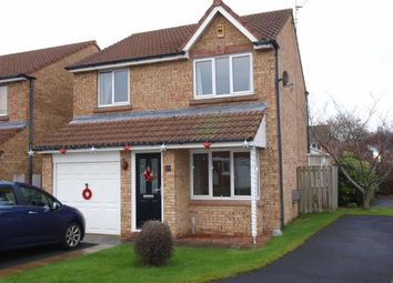 Thumbnail 3 bed detached house for sale in Meadowbank, Dudley, Cramlington
