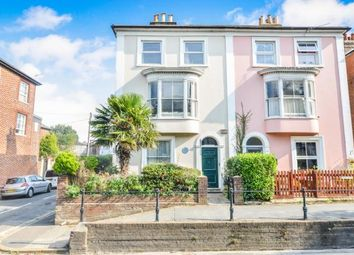Thumbnail 5 bed end terrace house for sale in Newport, Isle Of Wight, .