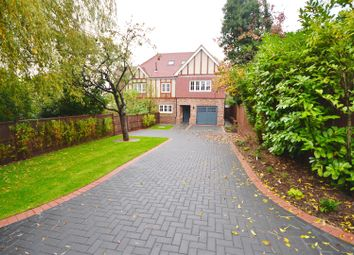 Thumbnail 5 bed detached house for sale in Prospect Close, Bushey