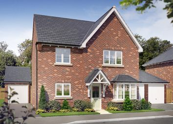 Thumbnail 4 bed detached house for sale in The Birchover At Langley Country Park, Radbourne Lane, Derby