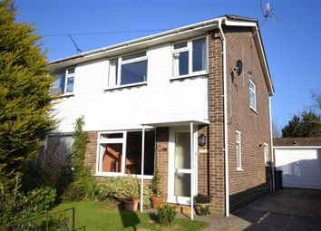 Thumbnail 3 bed semi-detached house for sale in Franklin Road, Salvington, Worthing, West Sussex