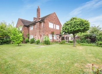 Thumbnail 4 bed end terrace house for sale in Barley Lane, Goodmayes, Essex