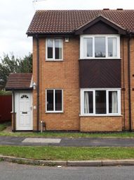Thumbnail 3 bed semi-detached house for sale in Well Spring Hill, Wigston Harcourt, Leicester