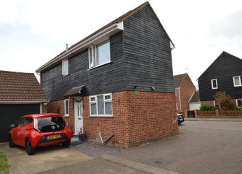 Thumbnail 4 bed detached house for sale in Tusset Mews, Firstore Drive, Colchester