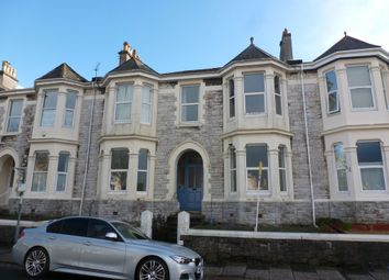 Thumbnail 3 bed flat for sale in Gordon Terrace, Mutley, Plymouth