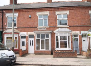 Thumbnail 2 bedroom terraced house for sale in Welford Road, Clarendon Park, Leicester