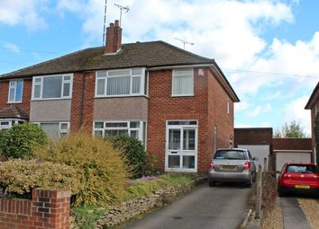 Thumbnail 3 bed semi-detached house for sale in Bennetts Road South, Keresley, Coventry