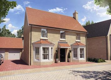 Thumbnail 4 bed detached house for sale in Penrose Park, Biggleswade, Bedfordshire