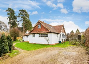 Thumbnail 4 bed link-detached house for sale in Hever Castle Private Road, Hever