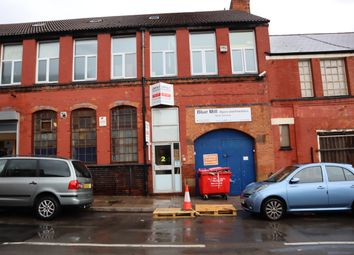 Thumbnail 1 bed maisonette to rent in Atkinson Street, Leicester