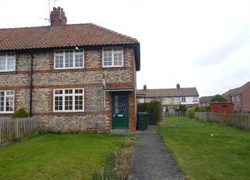 Thumbnail 3 bedroom semi-detached house to rent in 20 Peasey Hills Road, Malton