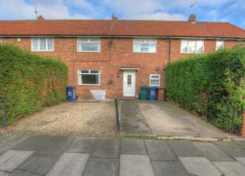 Thumbnail 3 bedroom terraced house for sale in Allonby Way, Slatyford, Newcastle Upon Tyne