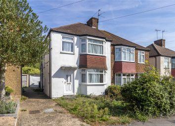 Sherrards Way, Barnet, Hertfordshire EN5. 3 bed semi-detached house