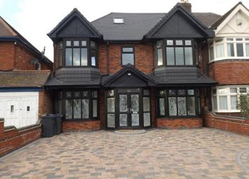 Thumbnail 6 bed semi-detached house for sale in Eastbourne Avenue, Hodge Hill, Birmingham, West Midlands