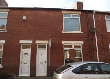 Thumbnail 2 bed terraced house to rent in Meldon Terrace, Newbiggin-By-The-Sea