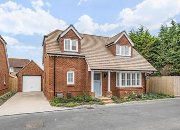Billy Fiske Close, Boxgrove, Chichester PO18. 3 bed detached house for sale
