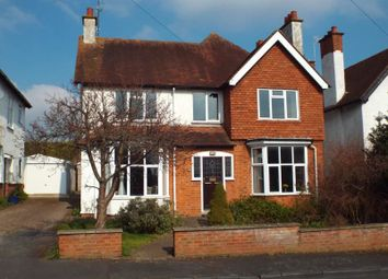 Thumbnail 4 bed detached house for sale in Croft Road, Evesham