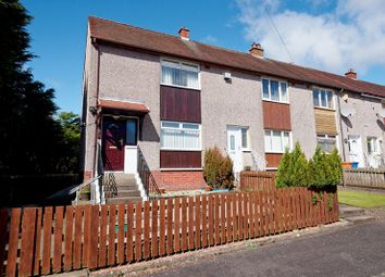 Thumbnail 2 bed end terrace house for sale in Geelong Gardens, Lennoxtown, Glasgow