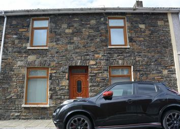 Thumbnail 2 bed terraced house for sale in Jenkin Street, Abercwmboi, Aberdare
