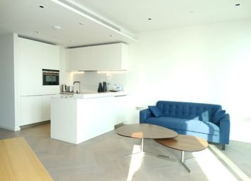 Thumbnail 1 bed flat to rent in Southbank Tower, London
