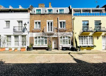 Ennismore Mews, London SW7. 4 bed mews house for sale